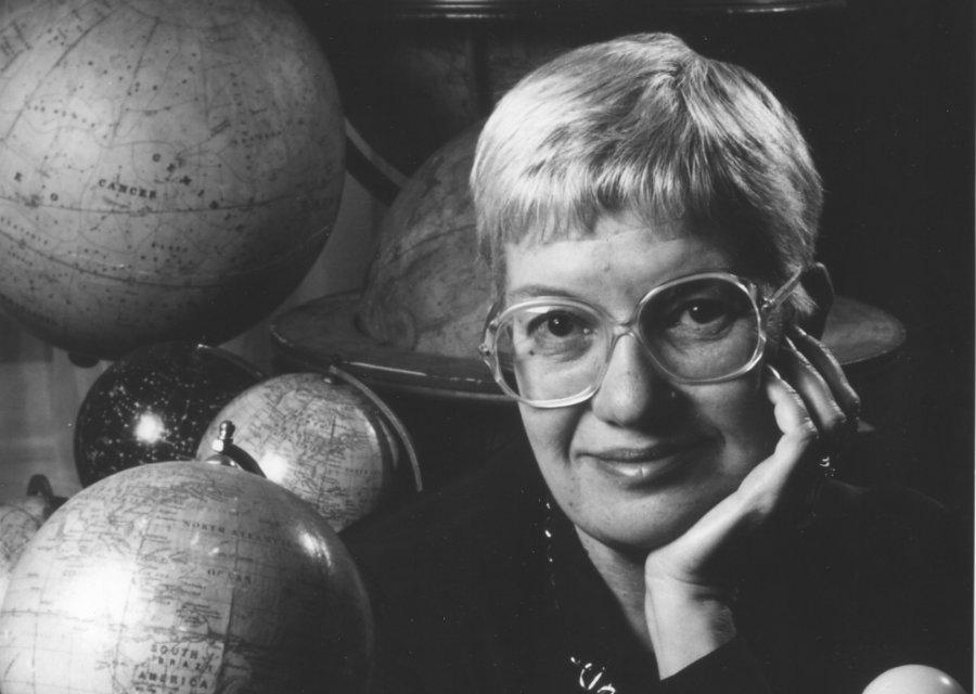 Vera Rubin was born on July 23, 1928, in Philadelphia, Pennsylvania. Photo credit: Yahoo! Sports