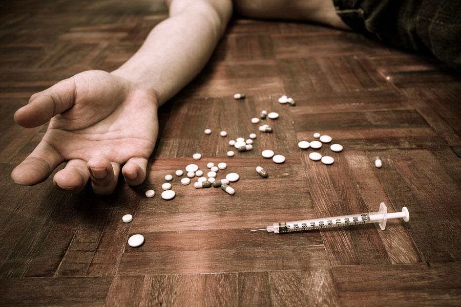 death-drug-overdose