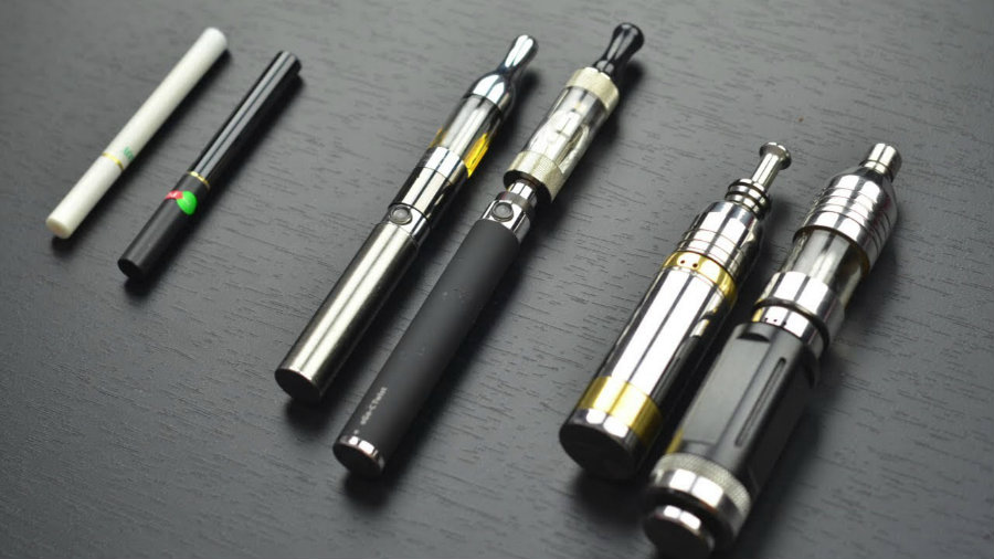 The Vaping Industry also declared that e-cigarettes do not contain tar, and cigarettes do. Photo credit: VapePowered Youtube Channel