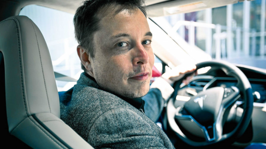 As everybody else, Elon Musk does not enjoy traffic. Image credit: Via PC Mag / Entrepreneur
