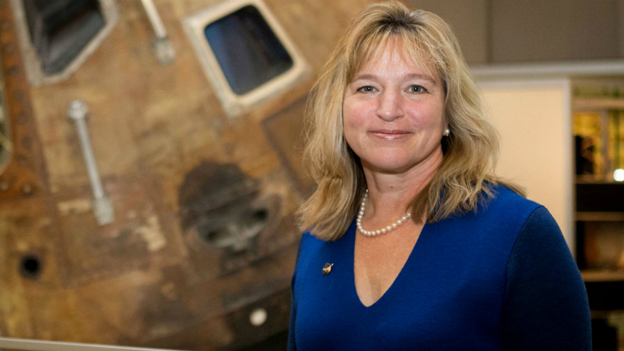 NASA officially announced the departure of Ellen Stofan on December 21. Photo credit: World Science Festival Youtube Channel