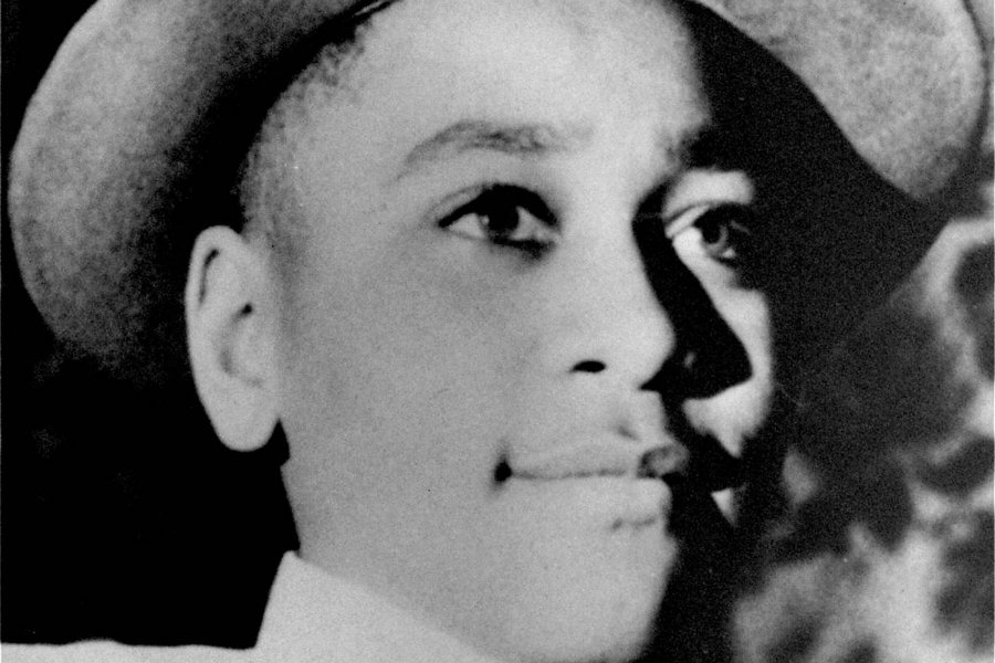 14-yearl-old Emmett Till. Image credit: Imgur