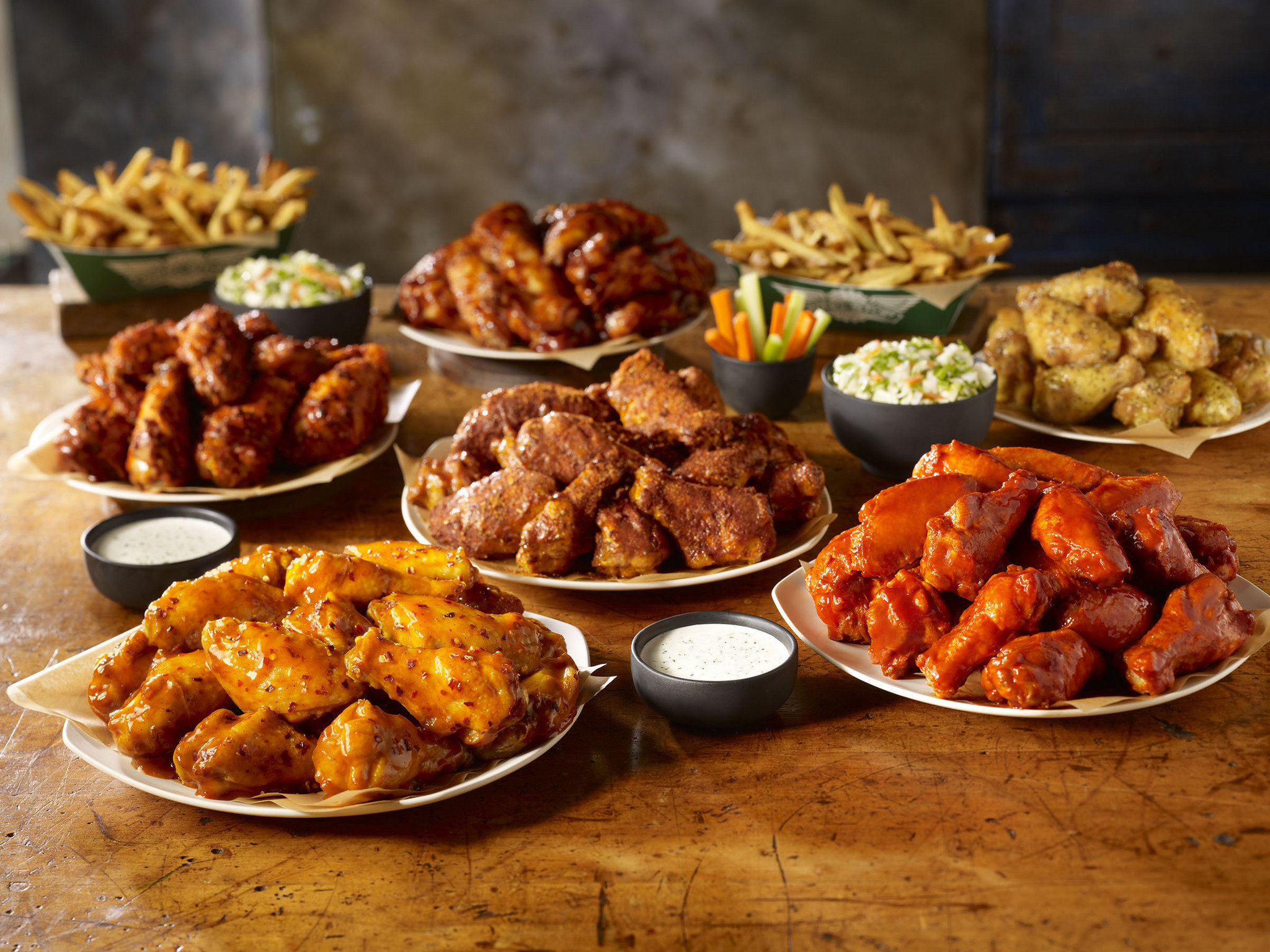 Fast Food Wingstop