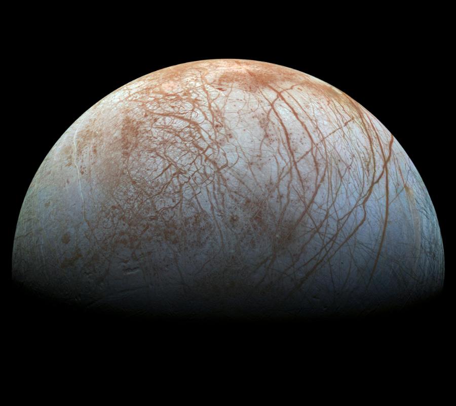 Jupiter's Europa