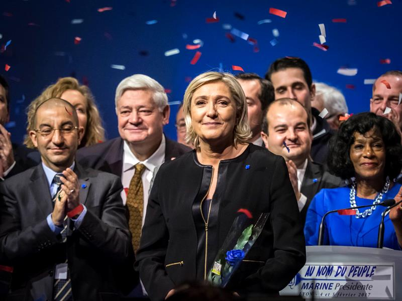 Le Pen, French Elections