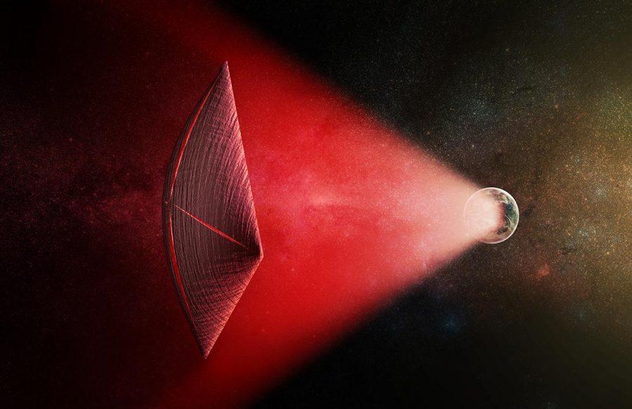 Radio Burst, Alien Life