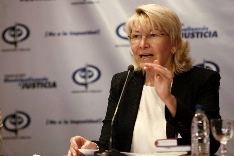Venezuela's Chief Prosecutor Luisa Ortega Diaz