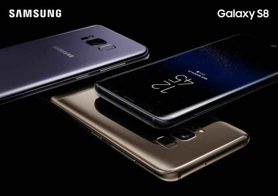 The New Samsung Galaxy s8