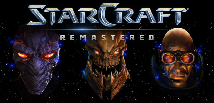 """""""StarCraft: Remastered"""" is going to be in stores this summer. Image credit: Blizzard / Yahoo! Esports"""
