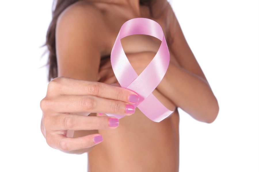 About 12.4 percent of women in the United States will be diagnosed with breast cancer at some point. Image credit: Spice4life.co.za