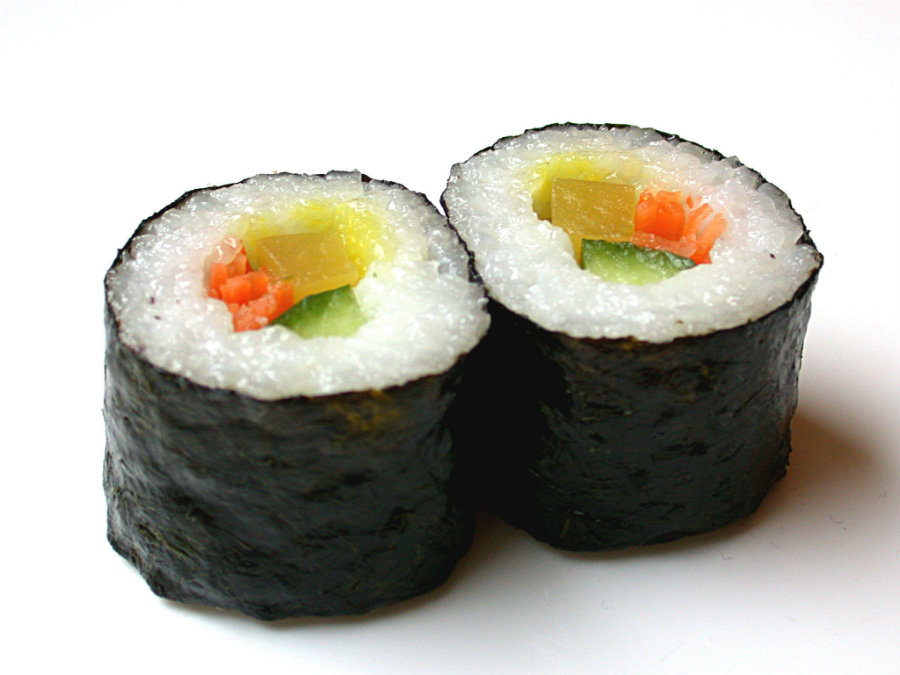 A new study, conducted by a team of paleontologists, showed how red algae like Nori, which is the seaweed included in sushi rolls, are among the oldest plants ever discovered.