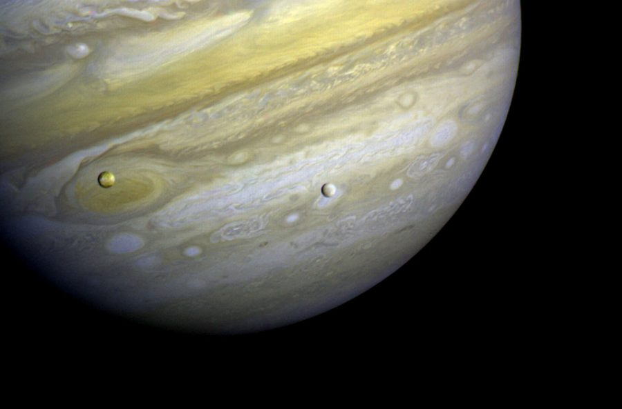 Jupiter's Great Red Spot