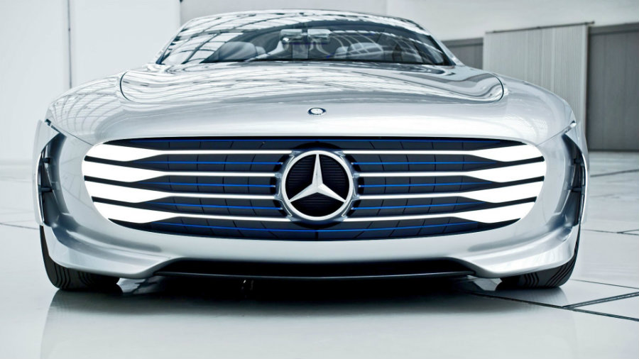 Mercedes benz launches voice command service using google for Google mercedes benz