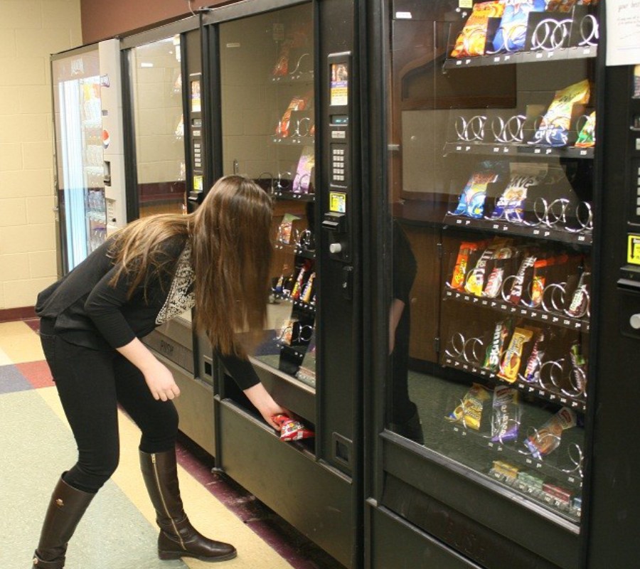 Vending Machine, Snacks
