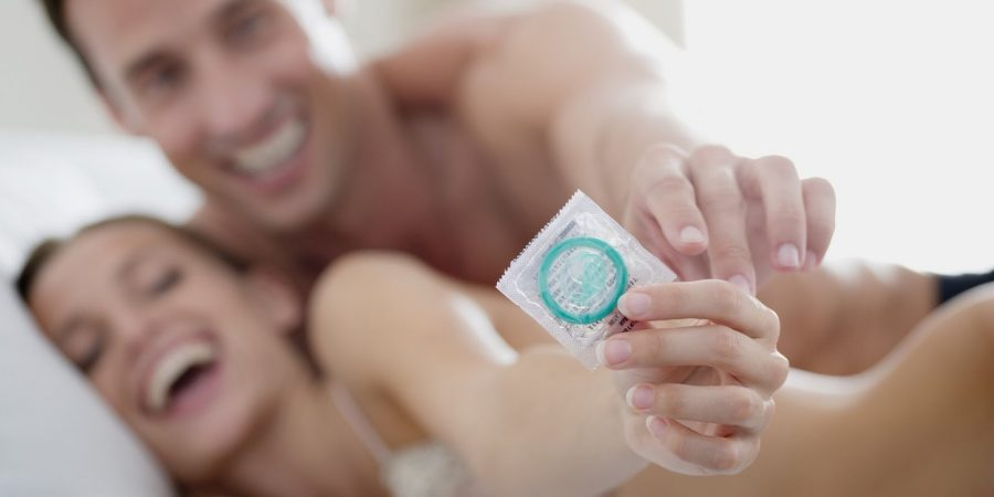 Couple, Condoms