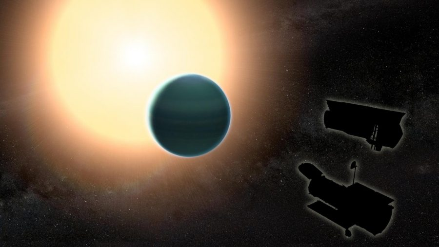 Warm Neptune