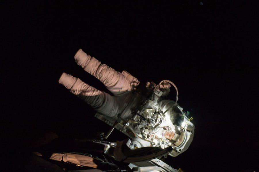 200th Spacewalk ISS