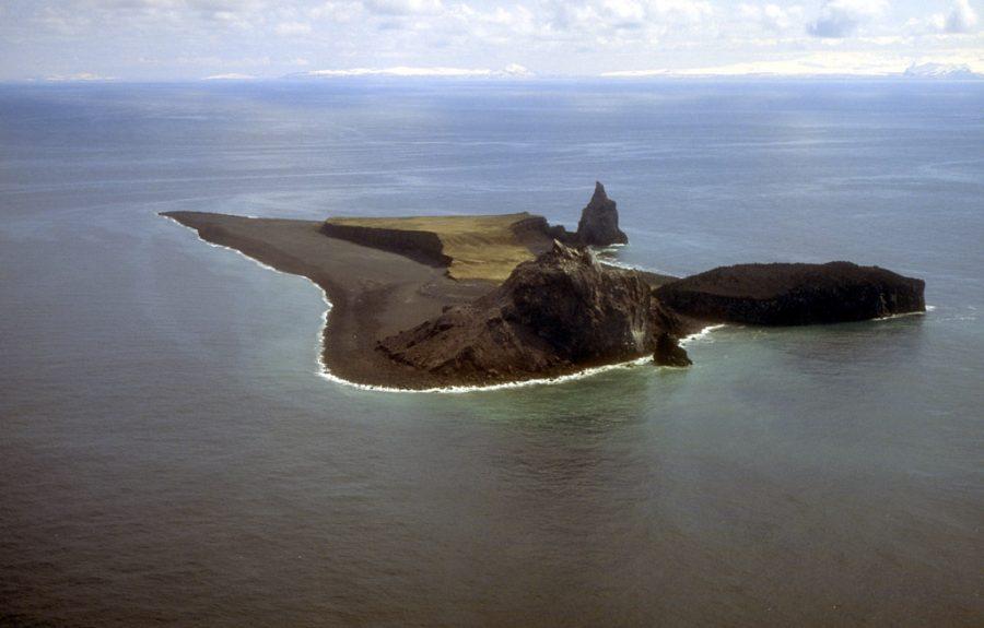 Alaska's Bogoslof Volcano