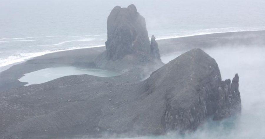 Alaska Volcano Eruption