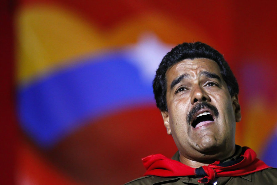 Venezuela's President Nicolás Maduro announced on Monday the creation of a new popular assembly with the power to rewrite the constitution. Image credit: La Patilla / PanamPost