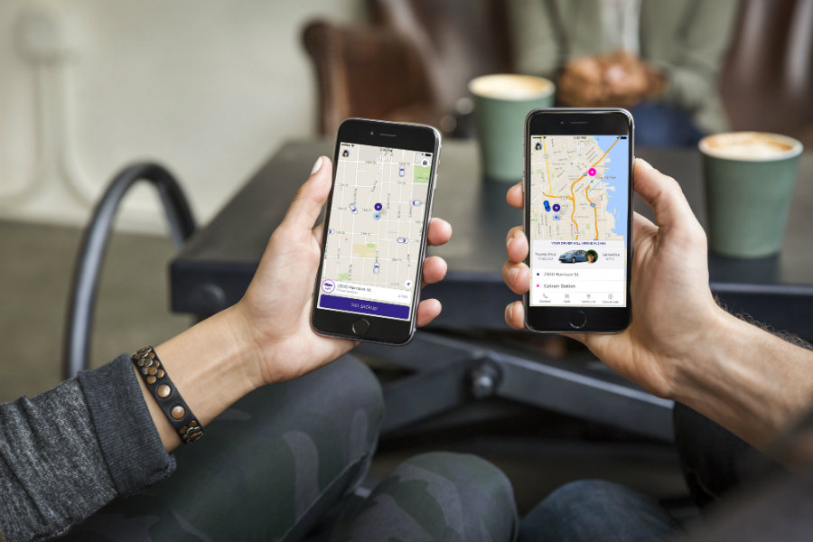 Lyft has signed an alliance with Waymo, which is fathered by Google's Alphabet company. Image credit: Mobile Marketing