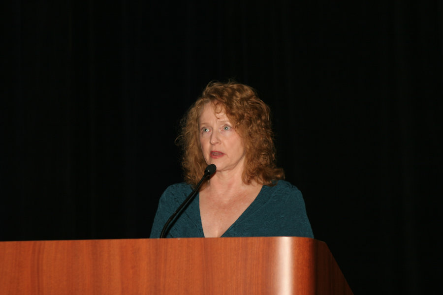 Lucy Bradley-Springer. Image credit: Namepeeper.com