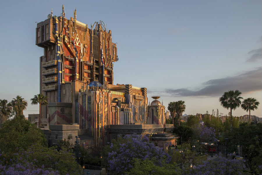 Guardians of the Galaxy Mission: Breakout. Image credit: Lake Forest Patch