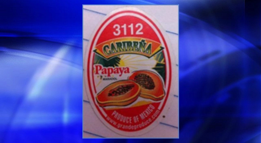 Caribena Papayas. Image Credit: CBS Maryland