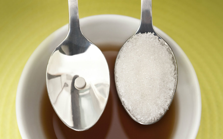 A new study claims that artificial sweeteners have little or none benefits for health. Image credit: Caravel.sc.edu