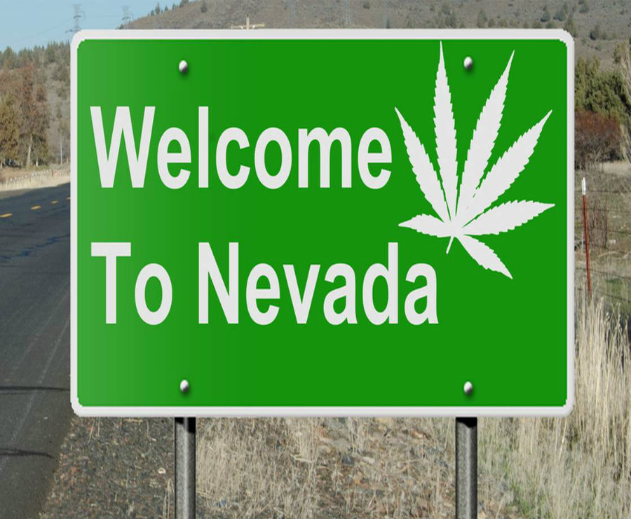 Sales of legal recreational marijuana started today in Nevada. Image credit: Herb.co