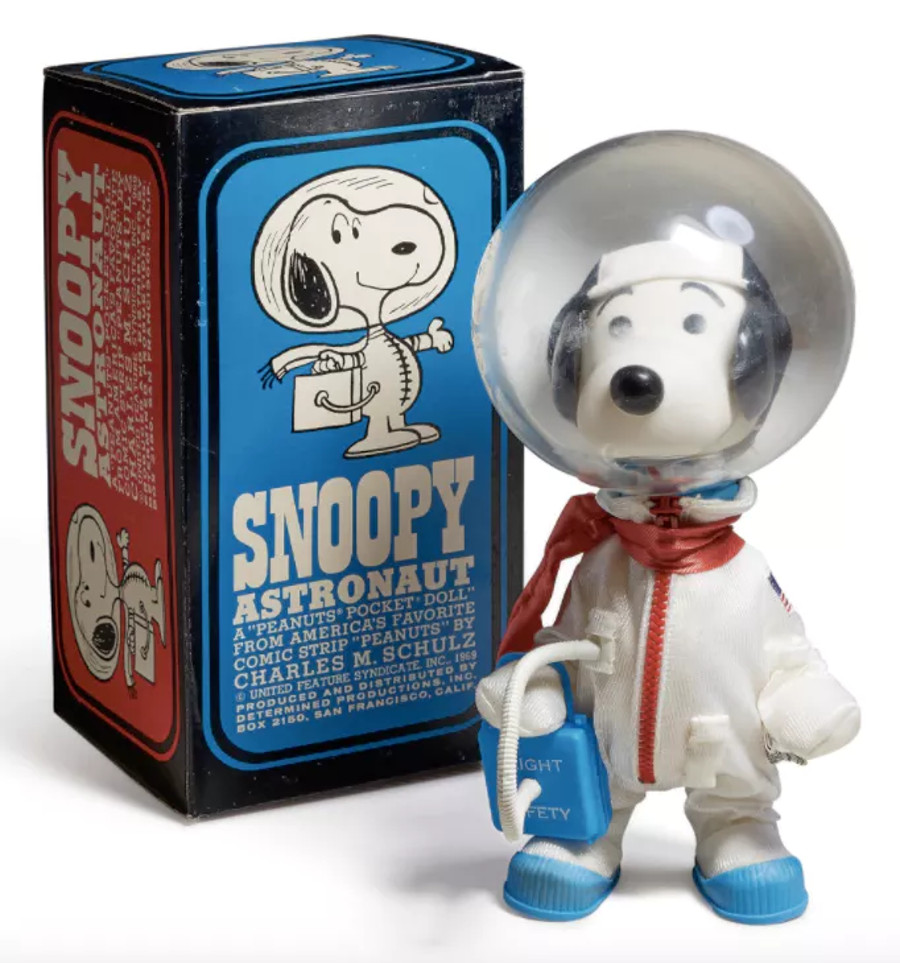 Astronaut Snoopy. Image Credit: Inverse