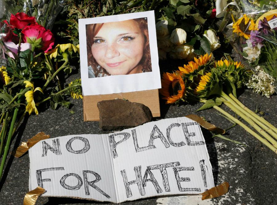 Heather Heyer. Image credit: SBS
