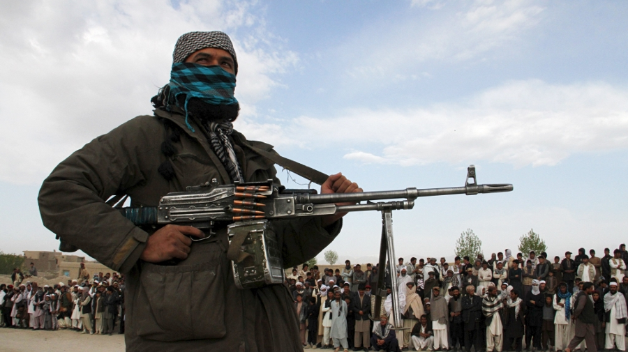 Supposedly, the Taliban is prepared to fend off U.S. forces in Afghanistan. Image Credit: Al Jazeera