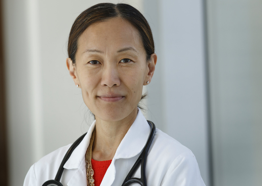 Dr. Esther Choo. Image Credit: OHSU/Kristyna Wentz-Graff