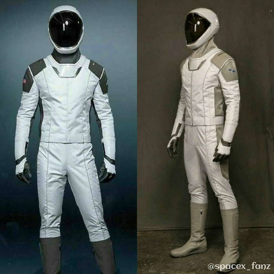 nasa space suit 2017 - photo #29