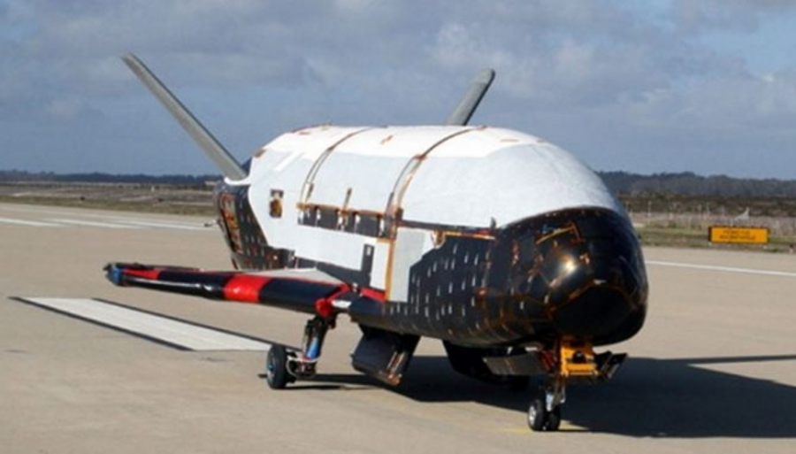 Air Force X-37B. Image Credit: U.S. Air Force
