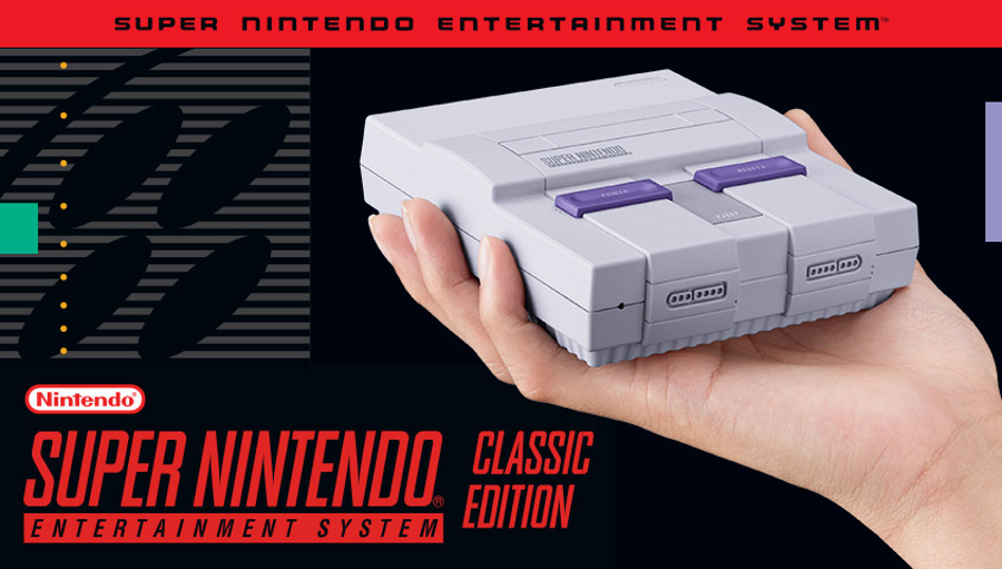 Nintendo Entertainment System Classic Edition. Image Credit: Nintendo