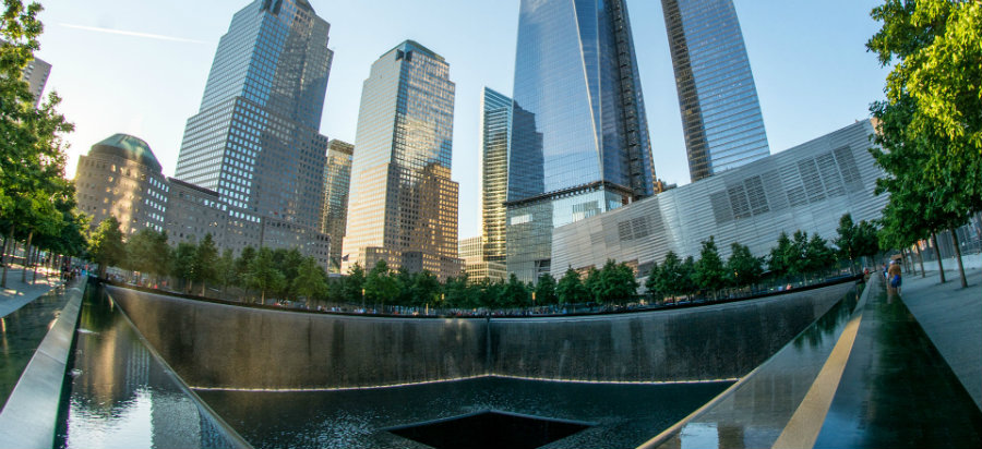 Ground Zero. Image credit: Loving New York