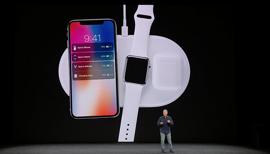 iphone X presentation