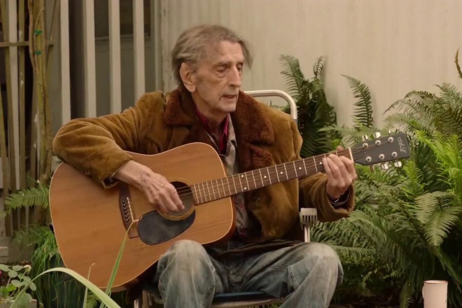 Stanton in David Lynch's Twin Peaks. Image Credit: Youtube