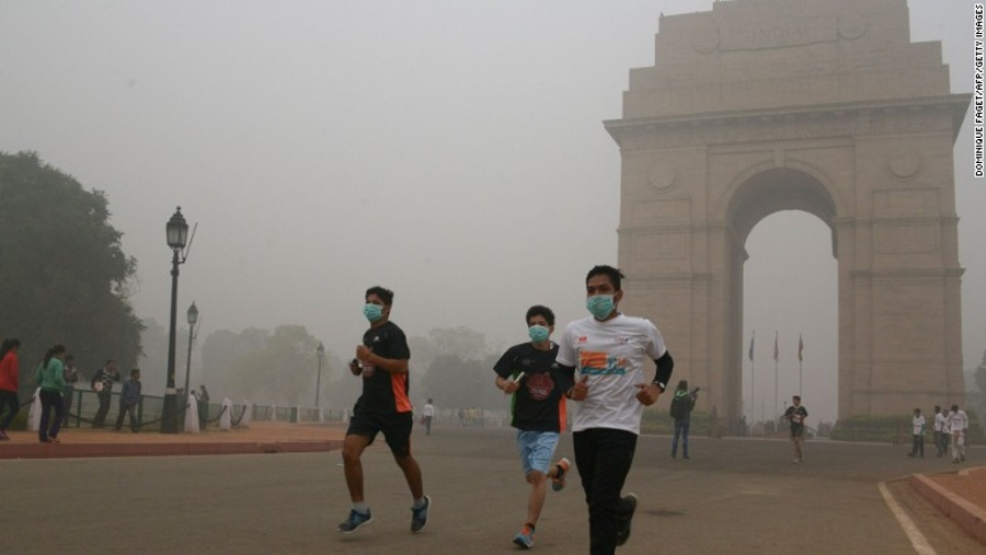 Pollution in the world today, Pollution consequences, Pollution air