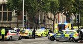 London car accident, not terror