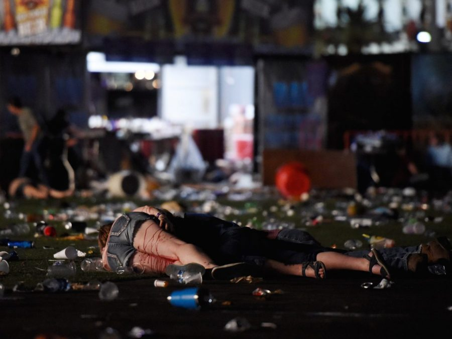 Mass shooting in Vegas leaves 50 dead