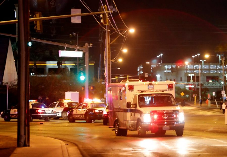 Vegas Strip Massacre