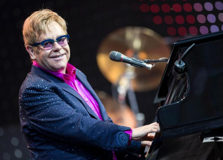 Elton John respond Betty Price, Betty Price HIV quarantine, Elton John AIDS Foundation