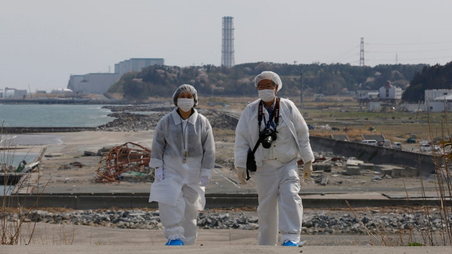 Radioactive accident in Fukushima, Radioactive Waste, Fukusima Nuclear Plant