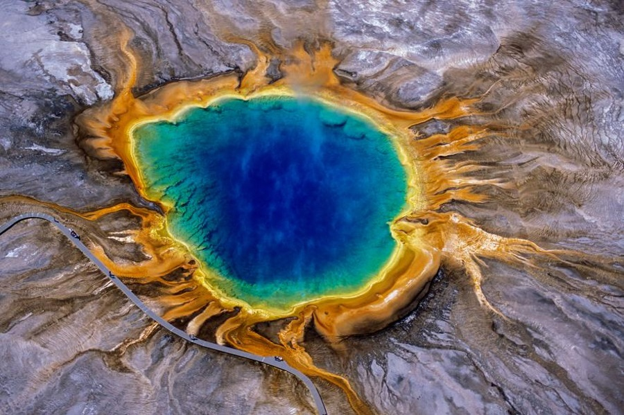 Yellowstone National Park volcano, Volcano in Wyoming, Yellowstone Volcano eruption prediction