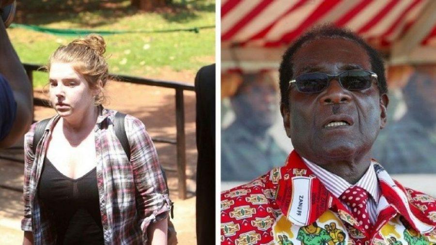 Controversial tweet, Freedom of speech Zimbabwe, Martha O'Donovan