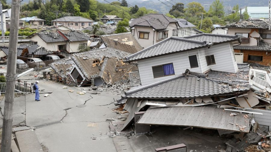 Expect double the earthquakes in 2018, say researchers