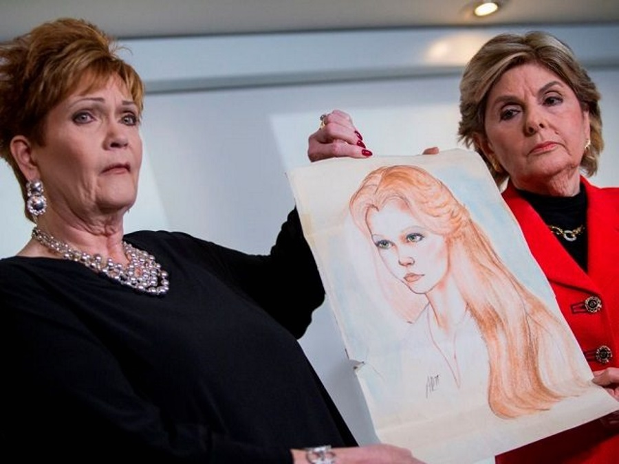Judge Moore sexual assault charges, Beverly Young, Gloria Allred